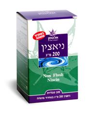ניאצין 200 מג