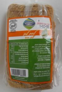 לחם לבן ללא סויה
